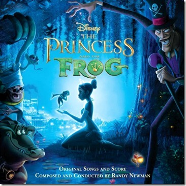The-Princess-And-The-Frog-Soundtrack