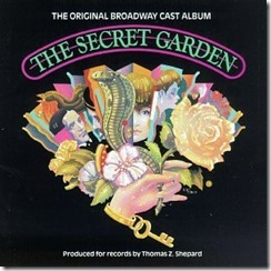 The Secret Garden Musical cover1